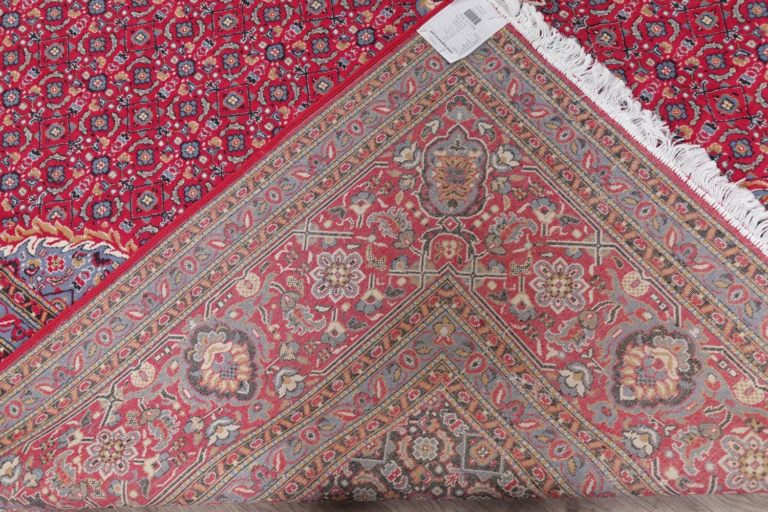 Soft Pile Floral Tabriz Persian Style Area Rug 10x13 image 17