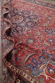 Antique Vegetable Dye Bakhtiari Persian Area Rug 12x14 image 17