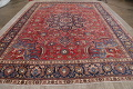 Antique Vegetable Dye Bakhtiari Persian Area Rug 12x14 image 16