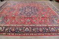 Antique Vegetable Dye Bakhtiari Persian Area Rug 12x14 image 15