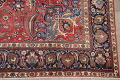 Antique Vegetable Dye Bakhtiari Persian Area Rug 12x14 image 6