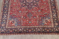Antique Vegetable Dye Bakhtiari Persian Area Rug 12x14 image 5
