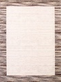 Contemporary Reproduction Modern Turkish Oriental Ivory/Brown Area Rug image 14
