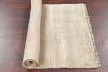 Hand-Knotted Beige Contemporary Gabbeh Zollanvari Persian Rug Wool 3x5 image 10