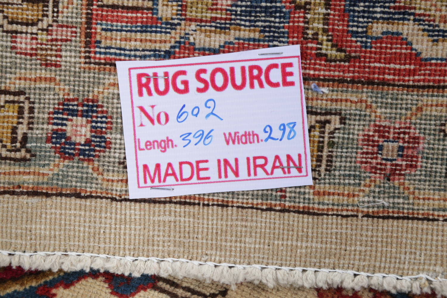 Antique Vegetable Dye Tabriz Persian Hand-Knotted Area Rug Wool 10x13 image 22