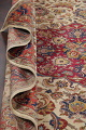 Antique Vegetable Dye Tabriz Persian Hand-Knotted Area Rug Wool 10x13 image 18
