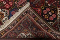 Antique Vegetable Dye Bakhtiari Persian Hand-Knotted Area Rug 7x12 image 21