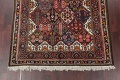 Antique Vegetable Dye Bakhtiari Persian Hand-Knotted Area Rug 7x12 image 5