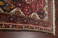 Antique Vegetable Dye Bakhtiari Persian Hand-Knotted Area Rug 7x12 image 14