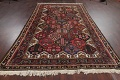 Antique Vegetable Dye Bakhtiari Persian Hand-Knotted Area Rug 7x12 image 16