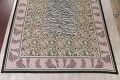 Transitional Animal Print Aubusson Oriental Hand-Woven Area Rug 12x15 image 5