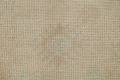 Vegetable Dye Muted Gold Oushak Turkish Hand-Knotted Runner Rug 6x15 image 9