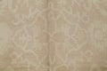 Vegetable Dye Muted Gold Oushak Turkish Hand-Knotted Runner Rug 7x16 image 9