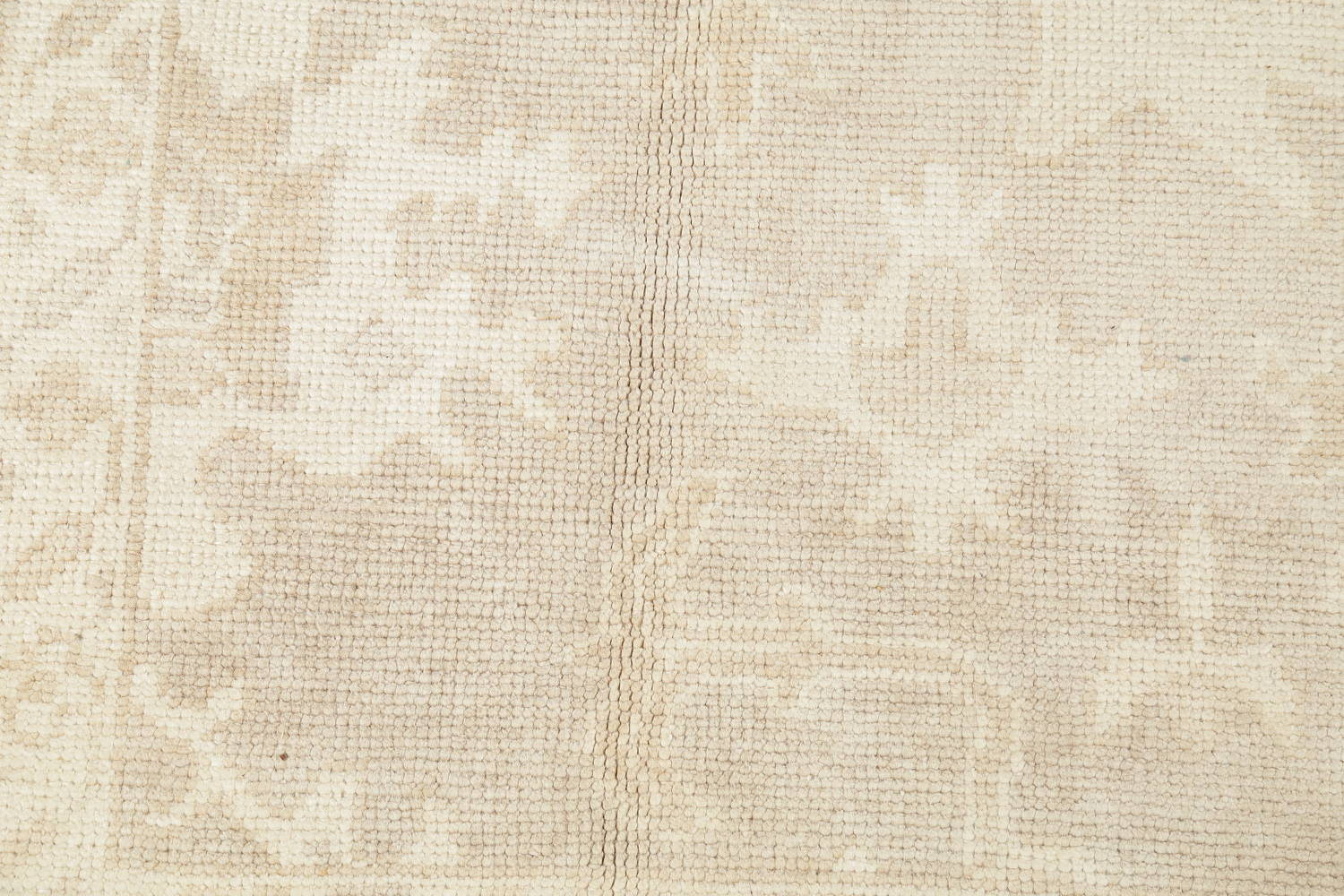 Vegetable Dye Muted Oushak Turkish Hand-Knotted Area Rug 8x16 image 7
