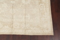 Vegetable Dye Muted Oushak Turkish Hand-Knotted Area Rug 8x16 image 6