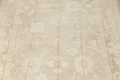 Vegetable Dye Muted Oushak Turkish Hand-Knotted Area Rug 8x16 image 4