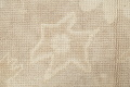 Vegetable Dye Muted Oushak Turkish Hand-Knotted Area Rug 8x16 image 8