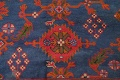 Antique Vegetable Dye Oushak Turkish Hand-Knotted Area Rug Wool 11x16 image 10
