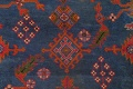 Antique Vegetable Dye Oushak Turkish Hand-Knotted Area Rug Wool 11x16 image 14