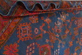 Antique Vegetable Dye Oushak Turkish Hand-Knotted Area Rug Wool 11x16 image 21