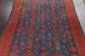 Antique Vegetable Dye Oushak Turkish Hand-Knotted Area Rug Wool 11x16 image 3