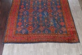 Antique Vegetable Dye Oushak Turkish Hand-Knotted Area Rug Wool 11x16 image 5