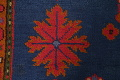 Antique Vegetable Dye Oushak Turkish Hand-Knotted Area Rug Wool 11x16 image 9