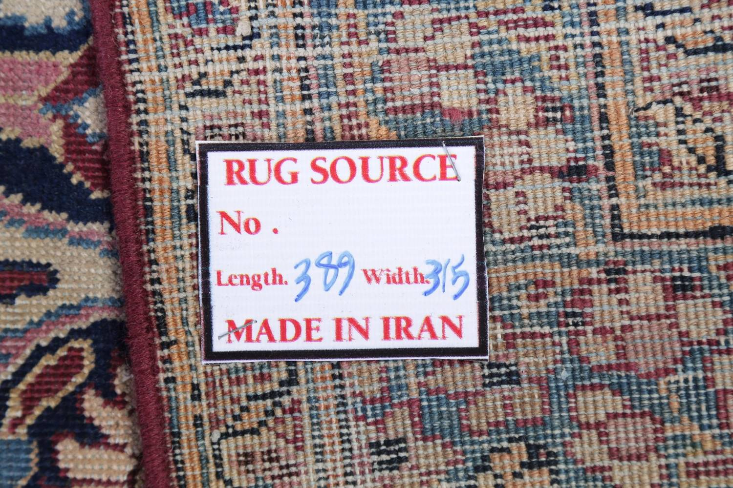 Pre-1900 Antique Floral Mashad Persian Hand-Knotted 10x13 Burgundy Area Rug image 25