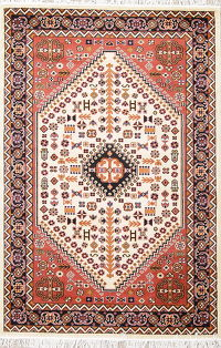 Tribal Geometric Abadeh Turkish Oriental 5x7 Area Rug