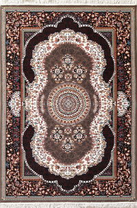 Geometric Oushak Turkish Oriental 7x10 Area Rug