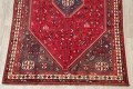 One-of-a-Kind Antique Tribal Shiraz Persian Hand-Knotted 7x10 Wool Area Rug image 21