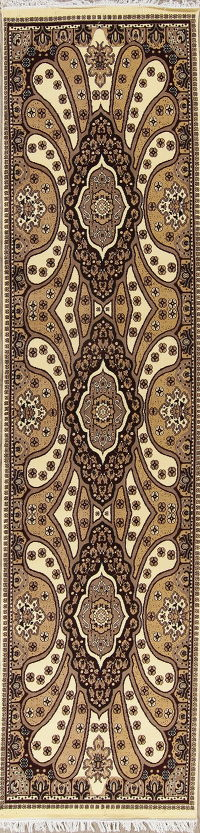 Geometric Oushak Turkish Oriental Rug