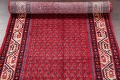 One-of-a-Kind Boteh Botemir Persian Runner Rug 3x13 image 15