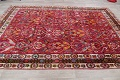 Animal Pictorial Kashkoli Persian Hand-Knotted 7x10 Wool Area Rug image 12