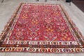 Animal Pictorial Kashkoli Persian Hand-Knotted 7x10 Wool Area Rug image 13