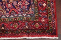 Geometric Sultanabad Persian Hand-Knotted 4x11 Wool Runner Rug image 6
