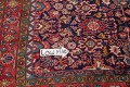 Geometric Sultanabad Persian Hand-Knotted 4x11 Wool Runner Rug image 11