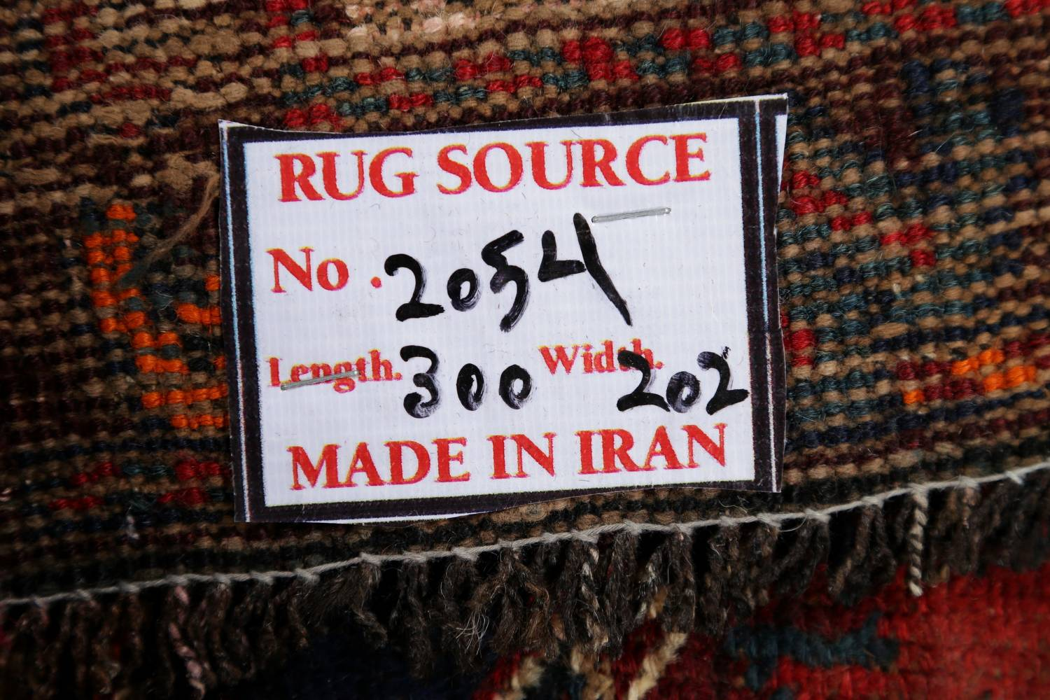 Antique Tribal Qashqai Persian Hand-Knotted 7x10 Wool Area Rug image 21