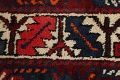 Antique Tribal Qashqai Persian Hand-Knotted 7x10 Wool Area Rug image 9