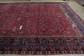 Pre-1900 Antique Floral Sultanabad Persian Hand-Knotted 12x18 Wool Rug image 20