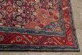 Antique Bakhtiari Persian Hand-Knotted 5x10 Wool Runner Rug image 12