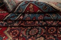 Antique Bakhtiari Persian Hand-Knotted 5x10 Wool Runner Rug image 15