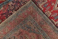 Antique Bakhtiari Persian Hand-Knotted 5x10 Wool Runner Rug image 20