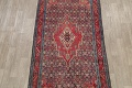 Antique Bakhtiari Persian Hand-Knotted 5x10 Wool Runner Rug image 3