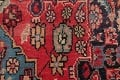Antique Bakhtiari Persian Hand-Knotted 5x10 Wool Runner Rug image 7