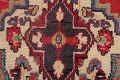 Antique Bakhtiari Persian Hand-Knotted 5x10 Wool Runner Rug image 10