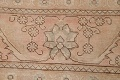 Muted Tabriz Persian Hand-Knotted 9x12 Wool Distressed Area Rug image 7