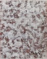 Muted Bakhtiari Persian Hand-Knotted 8x10 Wool Distressed Area Rug image 1