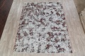 Muted Bakhtiari Persian Hand-Knotted 8x10 Wool Distressed Area Rug image 2
