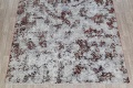 Muted Bakhtiari Persian Hand-Knotted 8x10 Wool Distressed Area Rug image 5